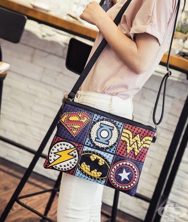 За любители на супергерои.
