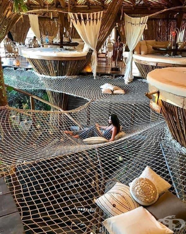 Вече има няколко хотели и ресторанти, които са включили идеята, за да изненадат своите гости и клиенти.