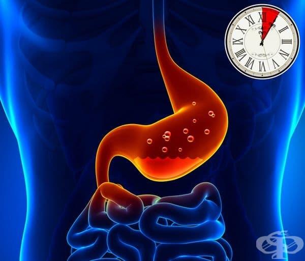 Ако се храните с бързо усвоима храна, може да откриете, че ядете повече от необходимото и скоро след хранене се чувствате гладни. Тази храна дава бърз тласък на енергия и повишава глюкозата. Ако тя не се изразходва, се превръща в мазнини.