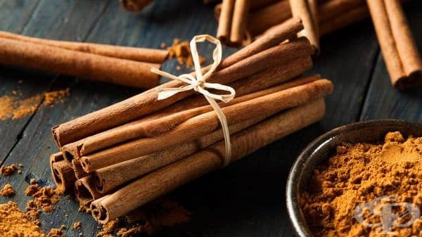 Канела. За да се ускори храносмилането и метаболизма, канелата може да се добави към кафе, напитки и десерти. Маслото от канела потиска апетита, докато подправката регулира нивата на кръвната захар.