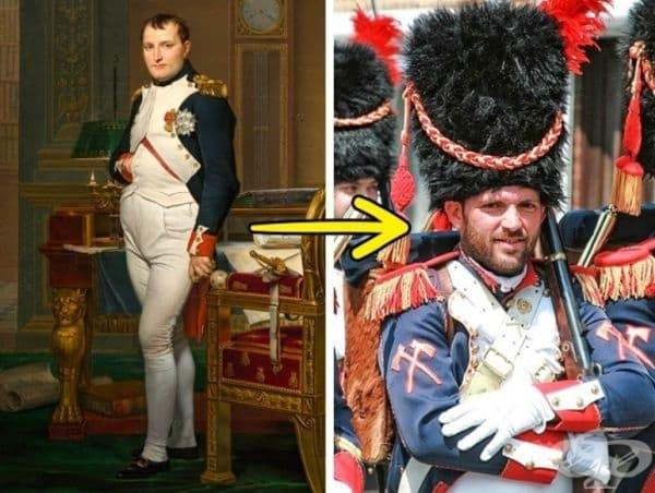 Защо върху ръкавите на дрехите има копчета? Днес те са допълнение към одеждите, но са въведение на Наполеон, който изисквал пришиването им върху ръкавите на военните униформи, за да се спре използването на дрехата за избърсване на носа при хрема