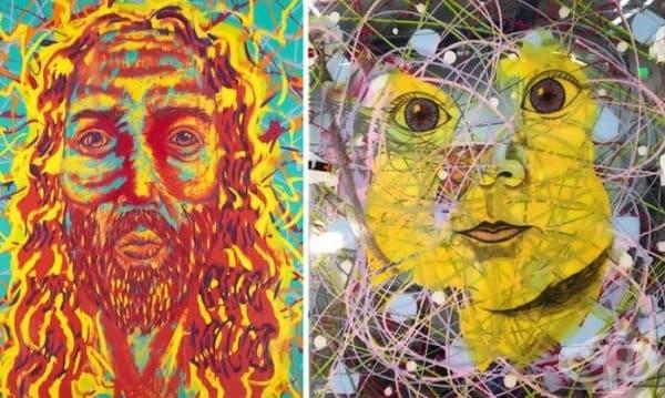 17 знаменитости и тяхното изкуство
