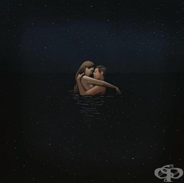 Космическа любов.