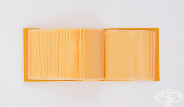 10 снимки на продукти и предмети, оформени като книги