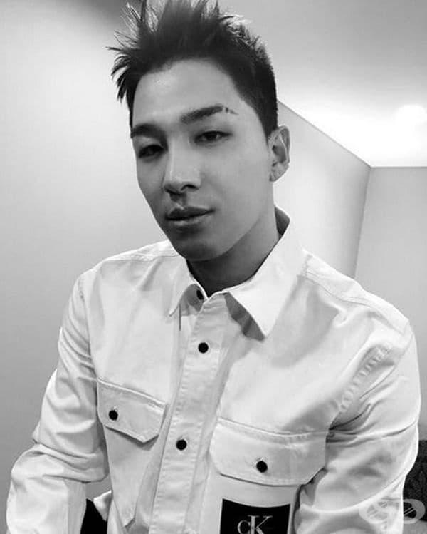 19. Таеянг, певец.