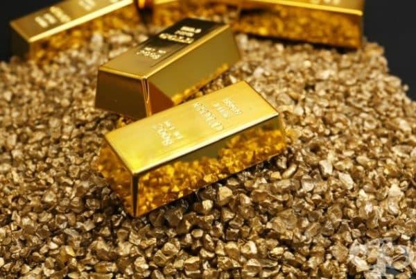 15. Злато - 56 $ на грам. Най-известният благороден метал, който почти всяка жена притежава под формата на различни бижута. Златото е почитано от незапомнени времена и всички красиви неща неизбежно се сравняват с него.