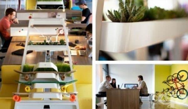 Най-екстравагантните офиси в света