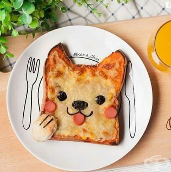 Японка твори невероятни ястия, които ще се харесат и най-капризните