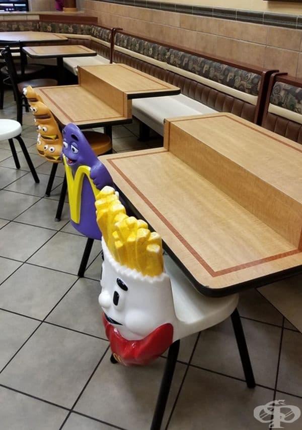 Интересно предложение за семеен обяд, където и на деца, и на възрастни да е удобно.
