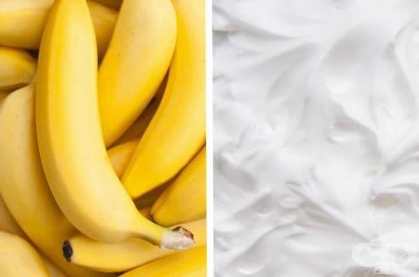 Банан и майонеза. Намажете филия с майонеза и наредете кръгчета банана върху нея. Ще получите изненадващо вкусен сандвич.