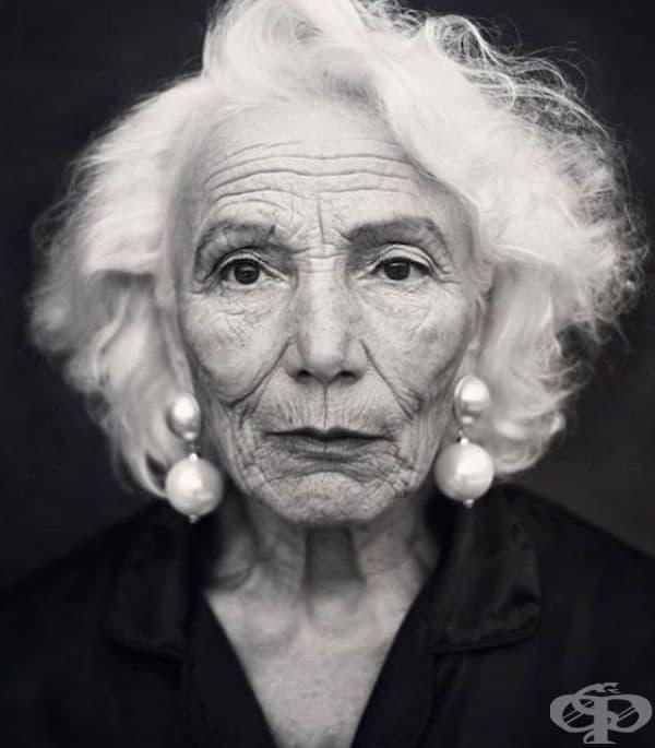 Ирина Денисова, 80 години.