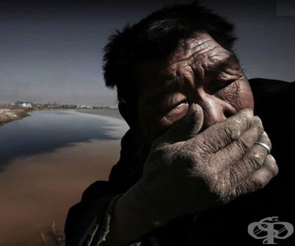 Екологичната ситуация в Китай.