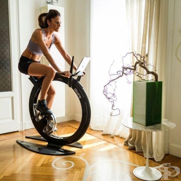 Велоаргометърът на бъдещето.