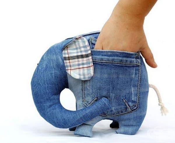 Слонче - касичка.