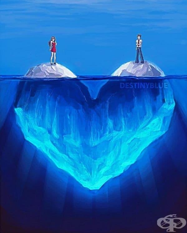 Нещата са много по-дълбоки, отколкото изглеждат.