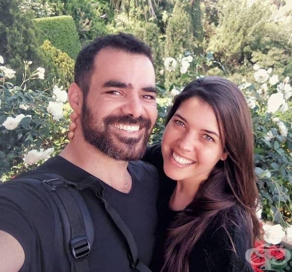 Представяме ви талантливата двойка: Йехуда Ади Девир и съпругата му Мая.