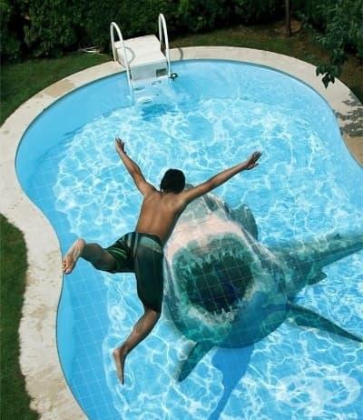 Изненадайте гостите си с уникални и ужасяващи плувни басейни.