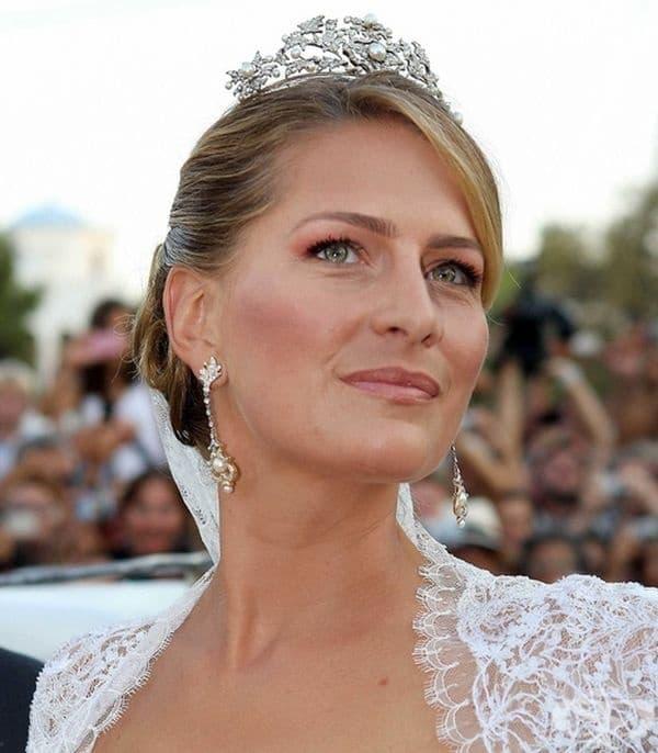 Принцеса Катрин от Гърция и Дания.