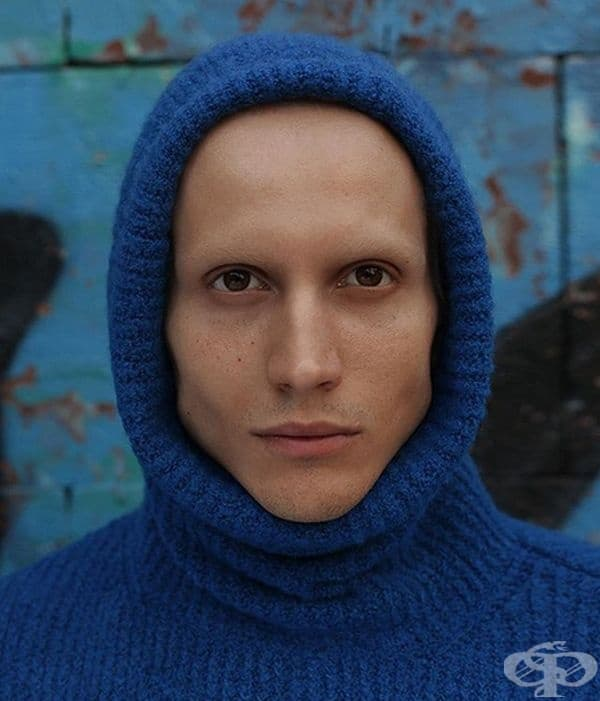Въпреки кариерата като модел, той се дипломира като инженер.