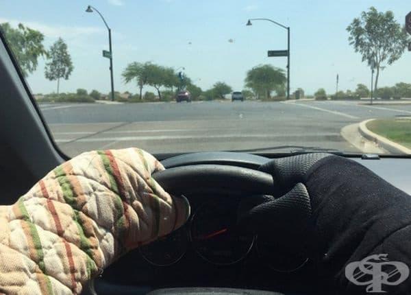 Лято а Аризона.