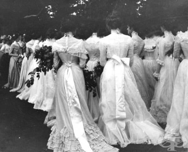 Абитуриентски бал, 1895.