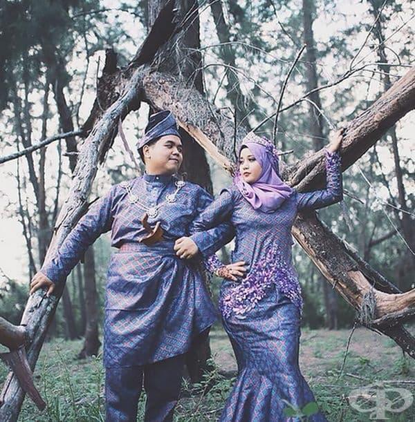 Малайска сватба