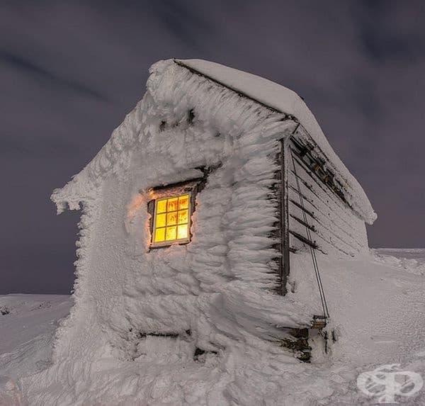 Дом. Норвегия.