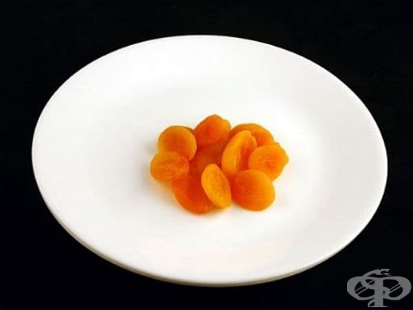 Сушени кайсии (80 гр)