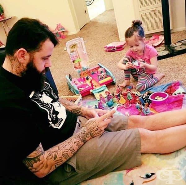 Един добър баща знае всички имена на принцесите от Дисни.