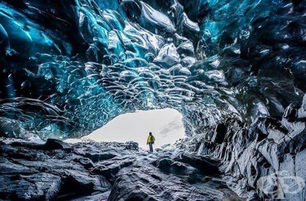 Глетчер Ватнайокул, Исландия