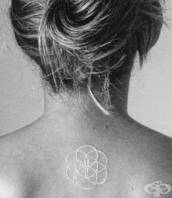 25 идеи за невидими татуировки