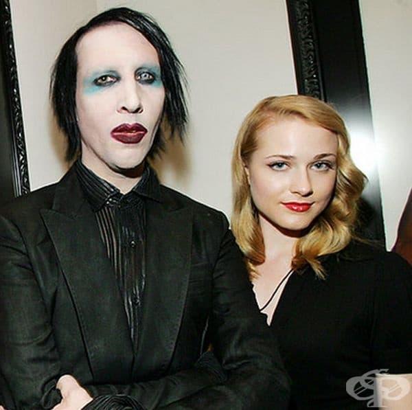 Странна двойка!