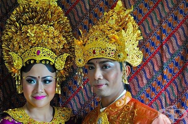 Балийска сватба