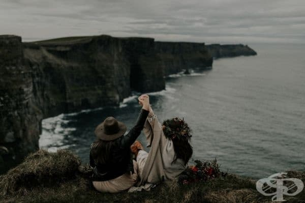 Скалите на Мохер, Ирландия