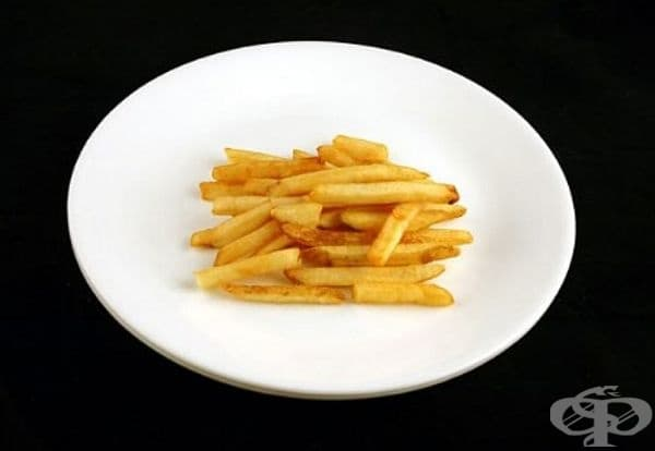 Пържени картофи (70 гр)