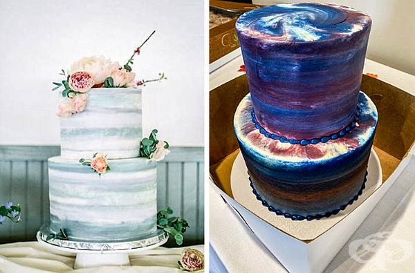 """""""Тортата, която си бяхме поръчали за сватбата, но без цветя и това, което получихме накрая..."""""""
