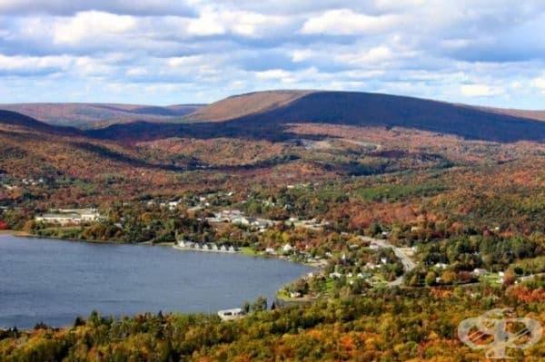"""""""Канада"""" е индианска дума, която се превежда като """"голямо село""""."""