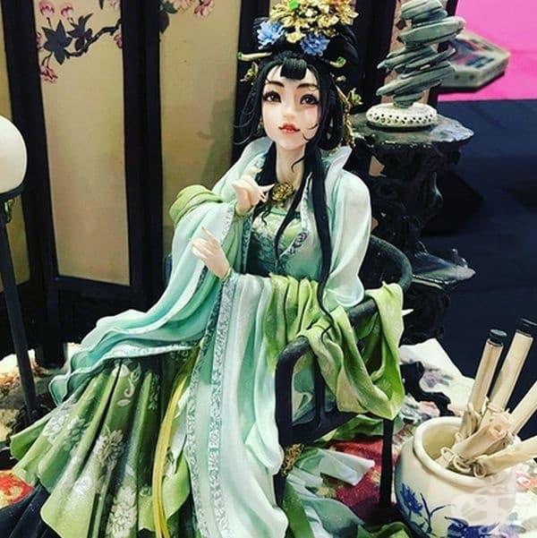 Торта - принцеса.