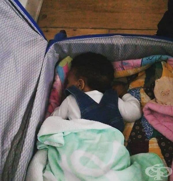 Няма по-важно от съня на детето.