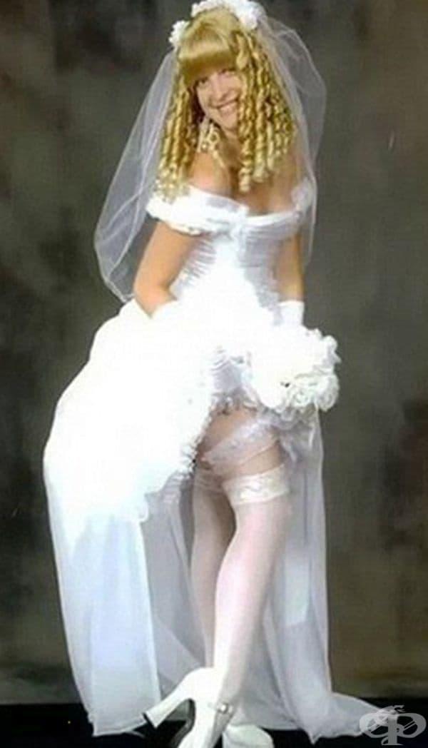 С къса или дълга рокля?