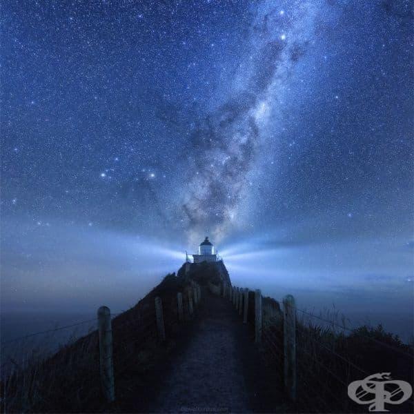 Пътят към звездите.