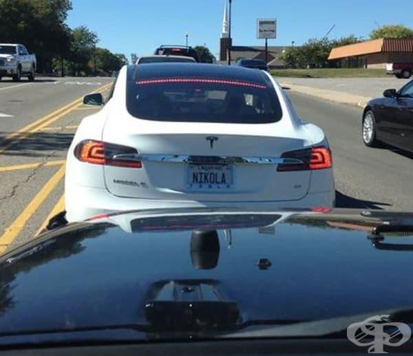 Вече знаем как се казва собственикът на автомобила.