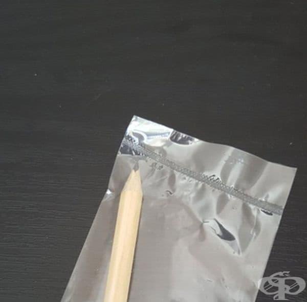 Безплатен молив от IKEA - опакован и предложен за продажба. Интригуващо!