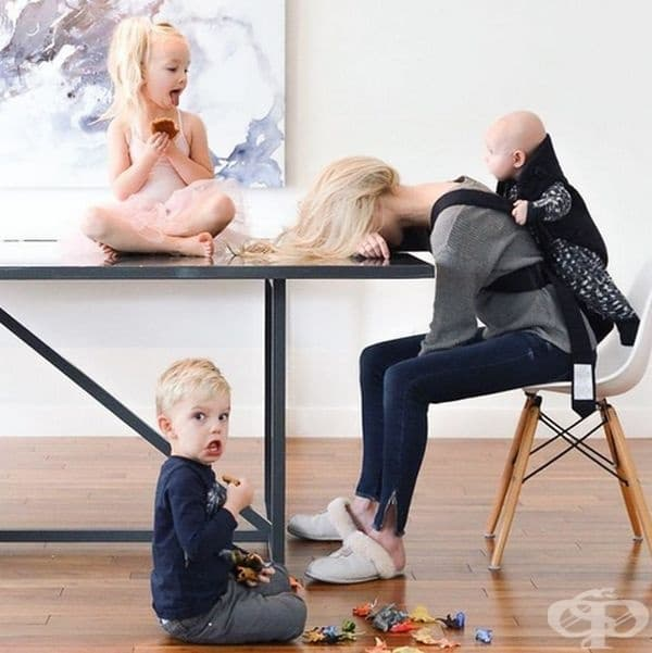 30 семейни снимки, които убиват скуката