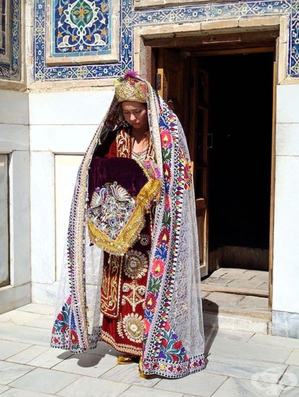 Узбекска булка