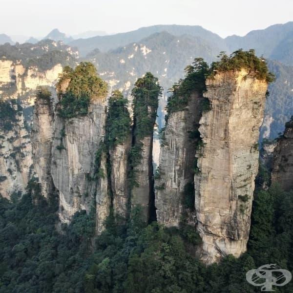 Национален парк Жанджайе, Китай.