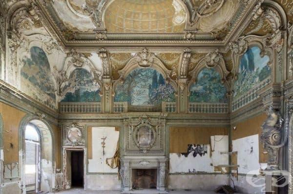 Къща в Италия.