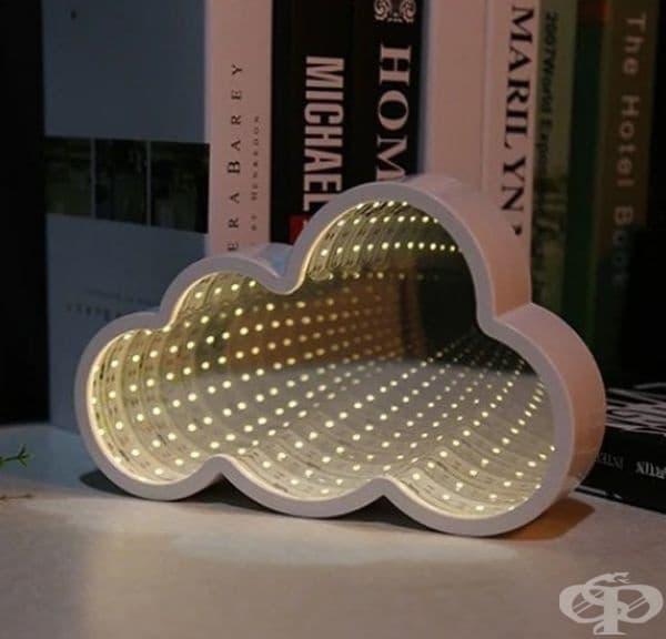 ЗD-лампа от друго измерение.