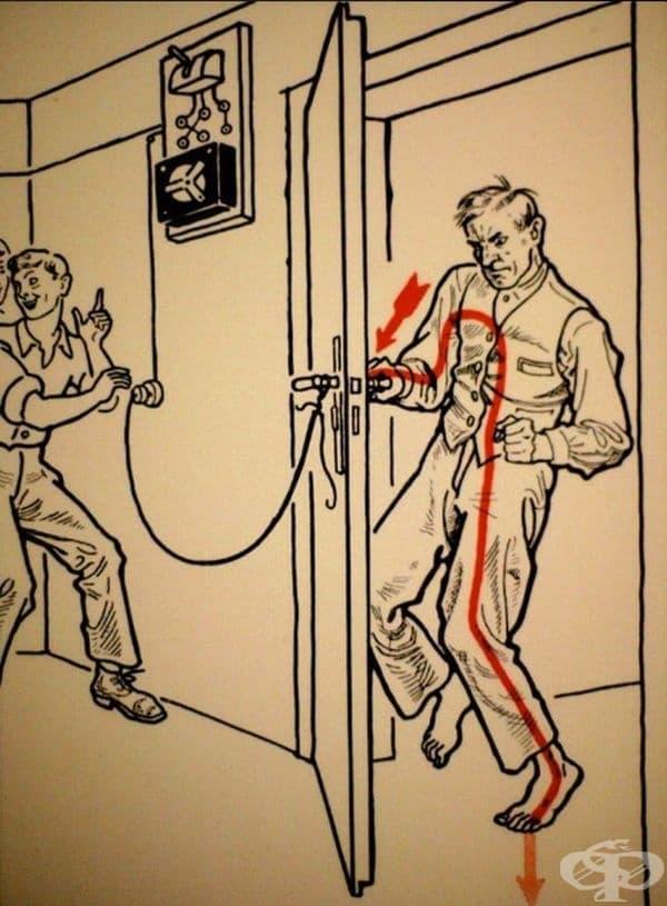 25 илюстрации, показващи как човек може да загине от електрически удар