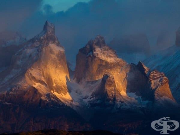 Планини, Чили. (Снимка: Ричард Дюрксън)